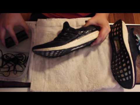 How to Make Ultra Boosts Look New Again!!