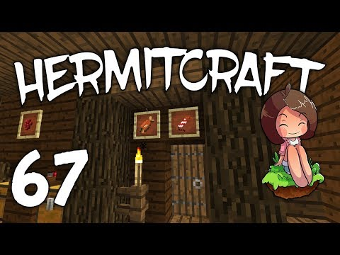 HERMITCRAFT 5 : 67 : New CAFE 😍 : Minecraft 1.12
