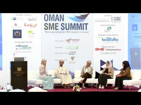 Panel Discussion: Unlocking the potential of women-owned SMEs at OSMES15