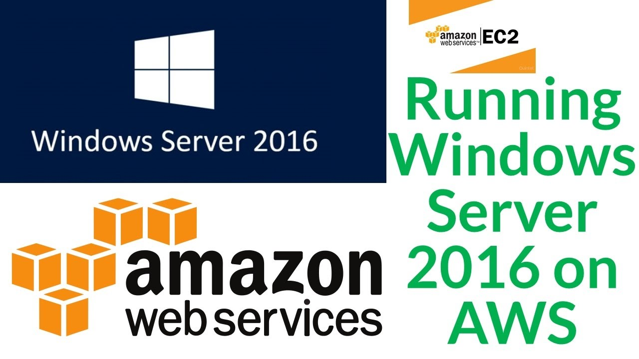 AWS Series Tutorial 3- Running Windows Server On Amazon EC2 Instance for  Dynamic Website Hosting