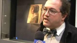 Неизвестная работа да Винчи представлена в музее