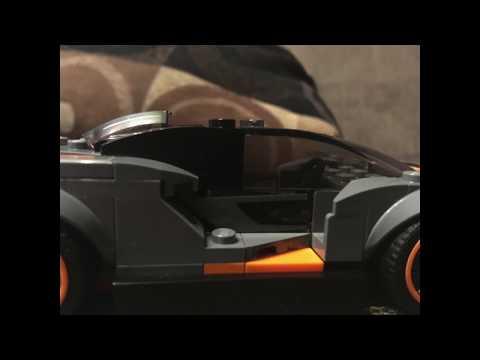 Set Review:2019 lego speed champions Mclaren Senna