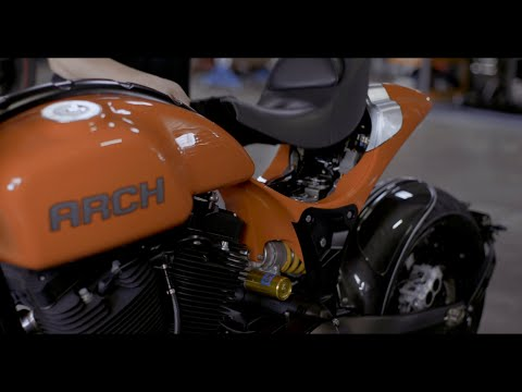 ARCH Motorcycle | Uncompromising Design, Innovation, and Performance