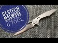 Bestech Malware Todd Knife and Tool Knife Review (Close to WE Knife Quality.)