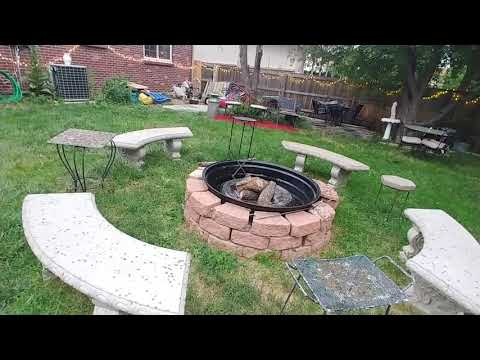 Tuscan Old World Inspired Backyard Tour Youtube