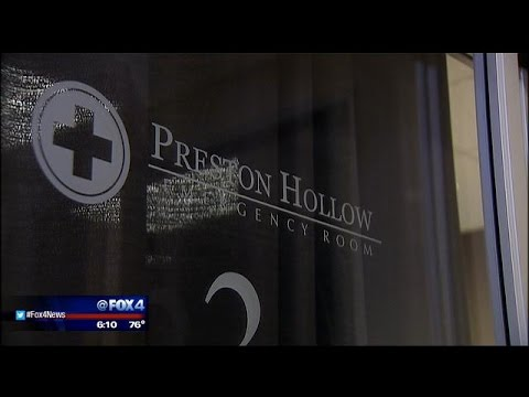 ER-priced bills for minor medical care shocks 2 N. TX women