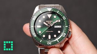 New Seiko 5 Sports  Review  You Might Like It More Than You Think...