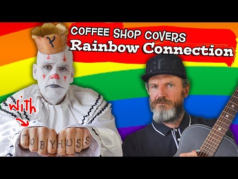 Rainbow Connection  Kermit The Frog cover with Toby Huss