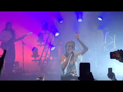 MØ - Turn My Heart To Stone // Live @ Brooklyn Steel • Thursday 1-25-2018 (The MEØW Tour)