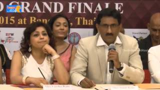 Indian Princess 2015 Press Meet P3 | Archana Kochhar, Sunil Rane