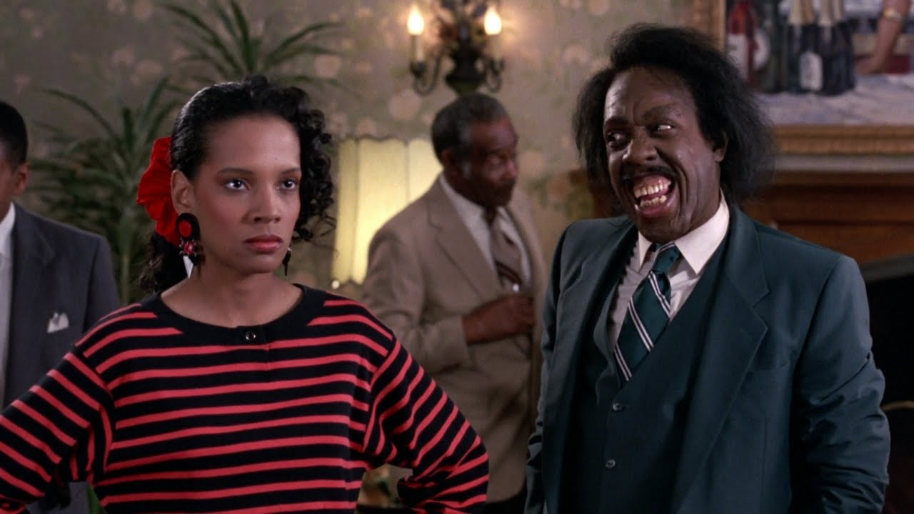 Coming to America (1988) - McDowell's Party