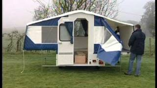 Dandy / Riva Designer Folding Camper