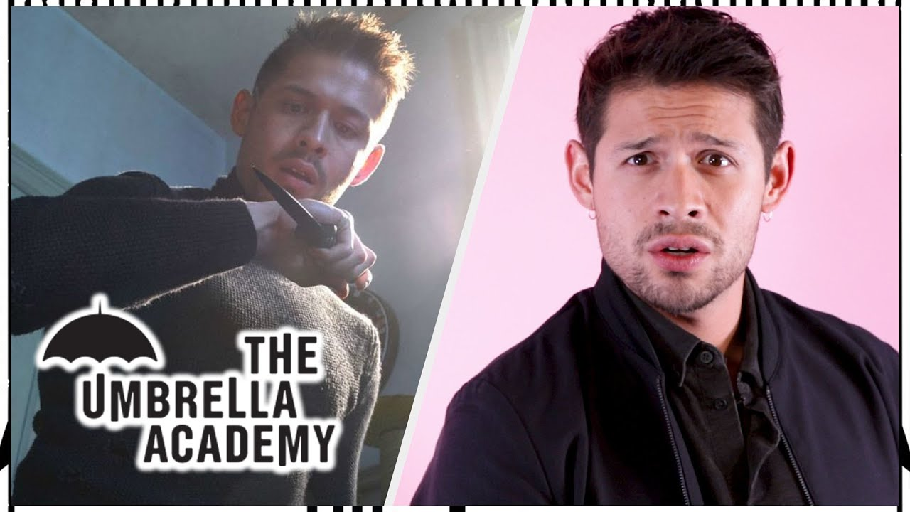 "Umbrella Academy's David Castaeda on ""Baby Diego"" and playing ..."