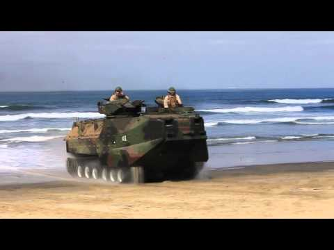 I Marine Expeditionary Force Amphibious Assault Training at Camp Pendleton