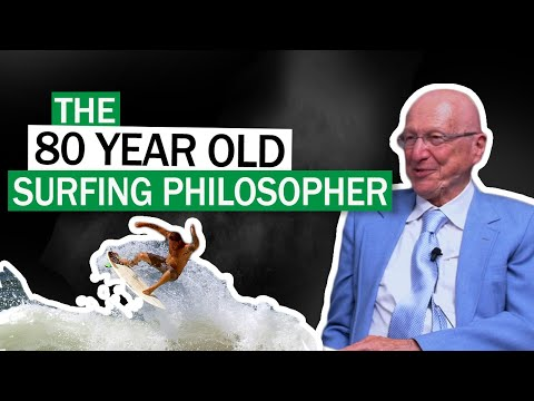 Dr. Peter Kreeft on Surfing and Happiness