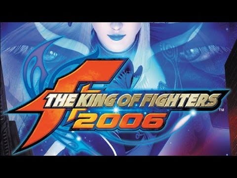 CGRundertow THE KING OF FIGHTERS 2006 for PS2 / PlayStation 2 Video Game Review