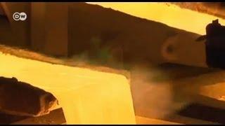 видео Черная металлургия: cырье для производства черных металлов и сплавов
