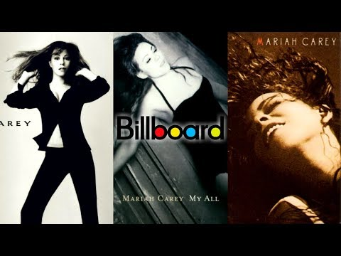 Mariah Carey - #1 Hits | Debut Positions (Billboard Hot 100)