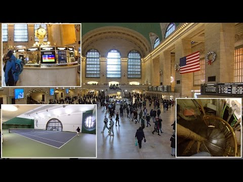 See The Hidden Features of New York City's Grand Central Terminal