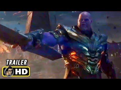 Download Avengers Endgame (2019) [HDCam ] (Official Trailer