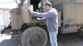 видео Коробка передач автомобиля ГАЗ-66
