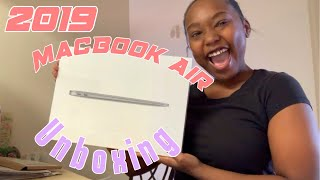 2019 13inch MacBook Air | UNBOXING + SETUP 🖥