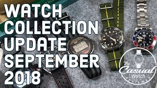 Watch Collection Sep 2018 SOWC