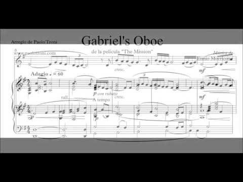 The Mission - Gabriel's Oboe - Descargar Partitura