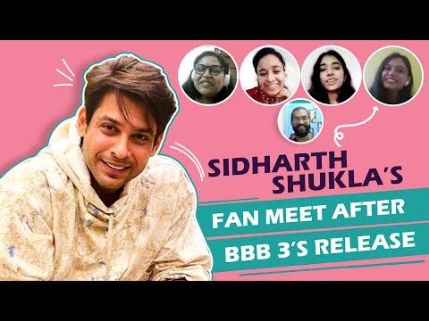 Download Sidharth Shukla's Fan Meet   Fans Ask Fun Questions   Broken But Beautiful 3