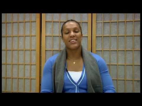 Lucie Décosse préfacière de L'Année du sport féminin - 2011