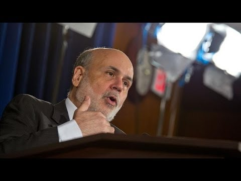 Bernanke: Hoping Economic Growth Will Continue