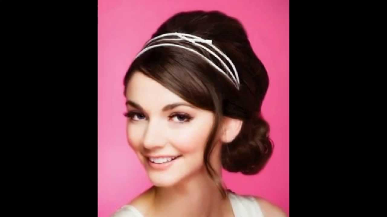 Hair Style You Tube Video: Hairstyles With Headbands