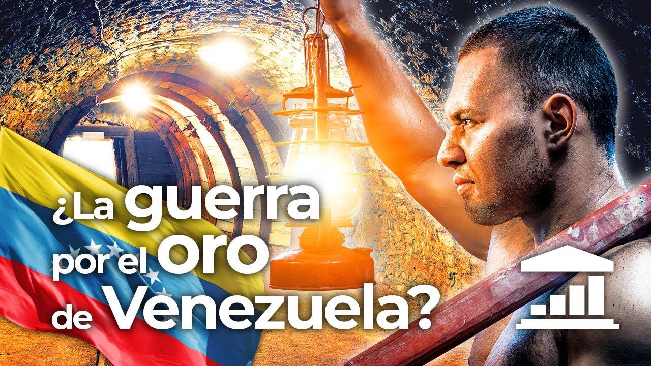 MADURO y la LUCHA por el ORO de VENEZUELA - VisualPolitik