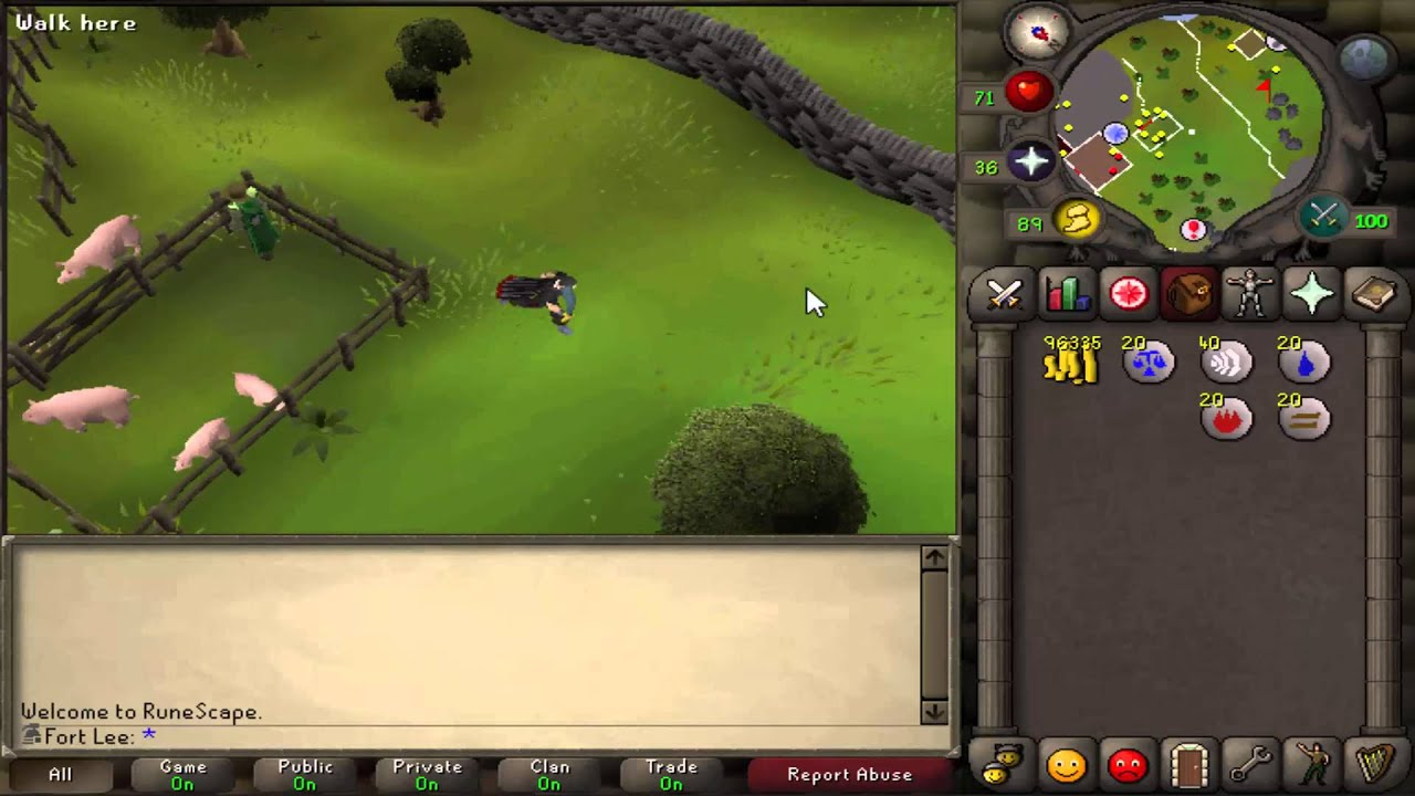 OSRS Fishing Guide: 2018's best methods to 99 - RSGoldStop