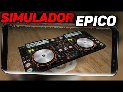 EL MEJOR SIMULADOR DE DJ PARA ANDROID | EL MEJOR VIRTUAL DJ PARA ANDROID | APLICACION DE DJ ANDROID