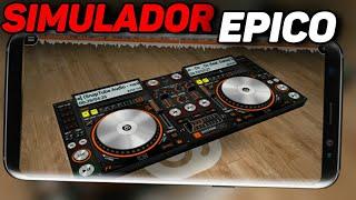EL MEJOR SIMULADOR DE DJ PARA ANDROID   EL MEJOR VIRTUAL DJ PARA ANDROID   APLICACION DE DJ ANDROID