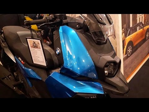 BMW C400 X L Specification | Philippine Price