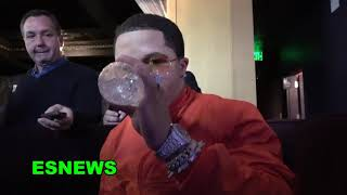 Gervonta Tank Davis On His Plans For 2019 EsNews Boxing