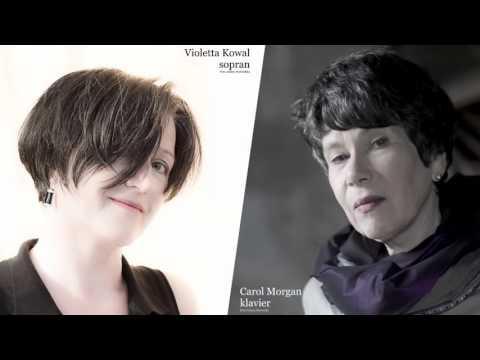 Maria Theresia Paradis - Morgenlied eines armen Mannes - Violetta Kowal / Carol Morgan