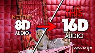 Download Mp3 Ava Max - Sweet But Psycho  16d Audio | Not 8d / 9d  🎧  Asmr