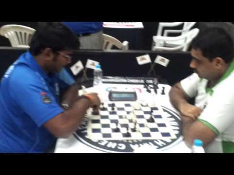 Heated up! Lalith Babu vs Laxman