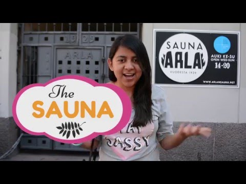 PUBLIC SAUNA | ARLA Sauna Helsinki