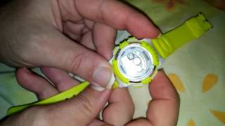 Інструкція по налаштуванню годин s-sport honhx