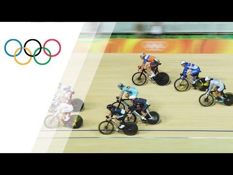 Rio Replay: Women's Omnium Points Race