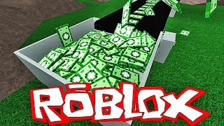 I OPEN A BANK TO €1,000,000! Roblox
