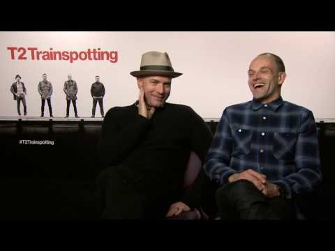 "Interview: Ewan McGregor & Jonny Lee Miller on ""T2 Trainspotting"""