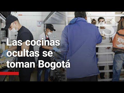 Las cocinas ocultas se toman Bogotá