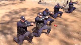 TSU Africa Tactical Training 2