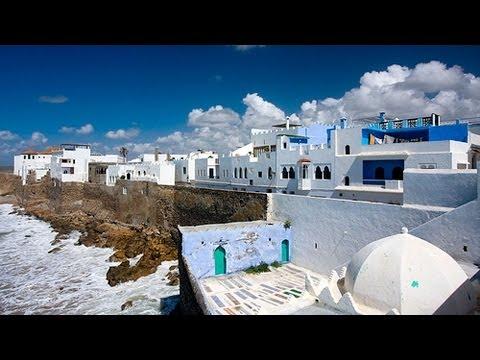 Turismo por el mundo: la medina de Asilah, al sur de Tánger