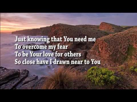 Jesus Love In Me - vocal